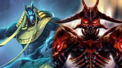 Anubis VS Hades (Audio/Demo)