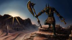 1920x1080 Fantasy Anubis