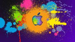... Wallpaper; Awesome Apple Background ...