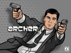 Archer Wallpaper - Original size, download now.