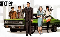 9 Archer wallpapers for your PC, mobile phone, iPad, iPhone.