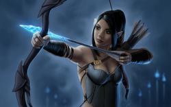 Archeress elf
