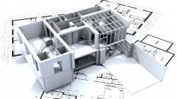 3D Architectural Design Wallpaper (2) #16 - 1366x768.