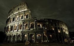 Colosseum Roman Architecture