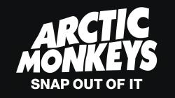 Arctic Monkeys - Snap Out Of It (Official Audio) - Duration: 3 minutes, 17 seconds.
