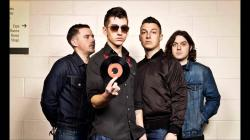 Arctic Monkeys AM HD Desktop Wallpaper