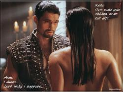 Bath Tub - xena-and-ares Wallpaper