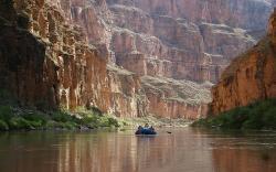 Arizona canyons boat