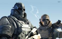 Army of Two wallpaper 1920x1200 jpg