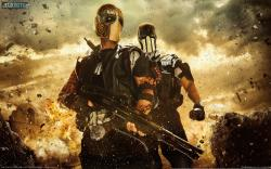 Army Of Two The Devils Cartel Hd Wallpaper