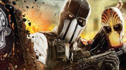 Army of Two The Devils Cartel Wallpaper