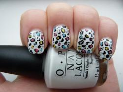 Leopard Nail Designs 3 HD Images