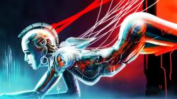 Description: The Wallpaper above is Robot Girl Art Wallpaper in Resolution 1920x1080. Choose your Resolution and Download Robot Girl Art Wallpaper
