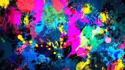 HD Abstract Art Wallpaper Widescreen 2