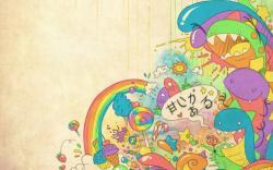 Animated Art Wallpaper