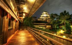Asian terrace