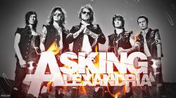 Not one second….that is how much time was spent not looking at the spectacle on stage. From start to finish Asking Alexandria had the crowd's attention.