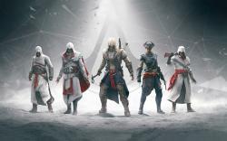 Assassins creed evolution