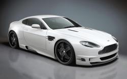 Aston Martin Wallpaper White (12)