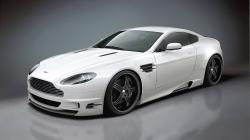 Aston Martin V8 Wallpaper
