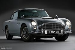 1964 Aston Martin DB5 James Bond 1024 x 770