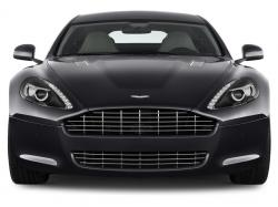 2010 Aston Martin Rapide 4-door Sedan Auto Front Exterior View