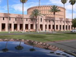 Music Building on the Tempe Campus