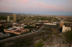 Officials at Arizona State University, above, said their long-standing policy of