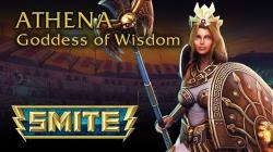 SMITE God Reveal - Athena, Goddess of Wisdom