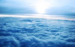 Clouds sun horizon sky atmosphere skyscapes wallpaper HQ WALLPAPER - (#5251)