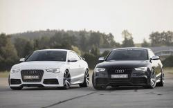 Audi A5 Rieger Tuning 2012