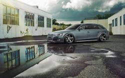 Audi A6 Allroad Car Tuning