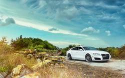 Audi a7 360 forged wheels