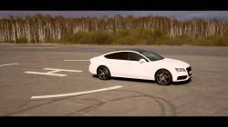 Audi A7 on Vossen Wheels VVS CV5