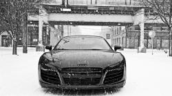 Awesome Audi R8 SuperCar HD Wallpapers