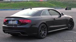 INSANE Audi RS5 with Capristo Exhaust SOUND!