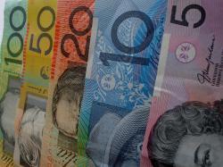 Man Made - Australian Dollar Dollar Wallpaper
