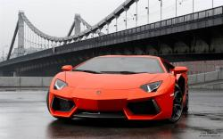2012 Lamborghini Aventador LP700-4 Auto HD Wallpaper 13