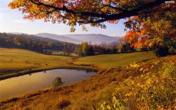 Autumn Landscape Wallpaper Hd Desktop 10 HD Wallpapers