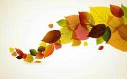 Autumn Leaves Art