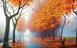 Autumn Painting wallpaper