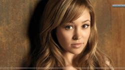 Autumn Reeser Looking At Camera Face Photoshoot