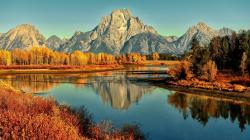 Autumn Mountain Wallpaper Xpx River Hd 1920x1080px
