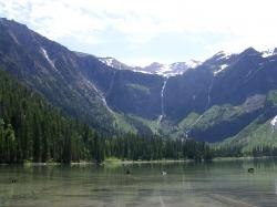 File:Glacier Avalanche Lake.jpg