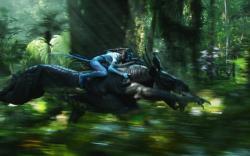 Avatar thanator ride