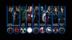 Only individuals make choices and are responsible for their own actions. The Avengers is a movie about very special individuals, super heroes.