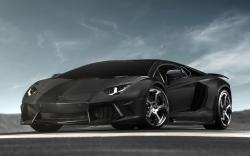 Lamborghini Aventador LP700 4 Mansory Carbonado