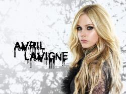 Avril Lavigne HD Wallpaper