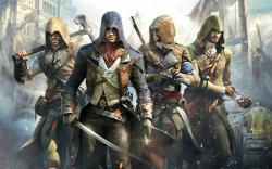 Assassins Creed Unity Wallpaper HD