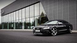 Awesome Audi S5 Wallpaper HD Wallpaper